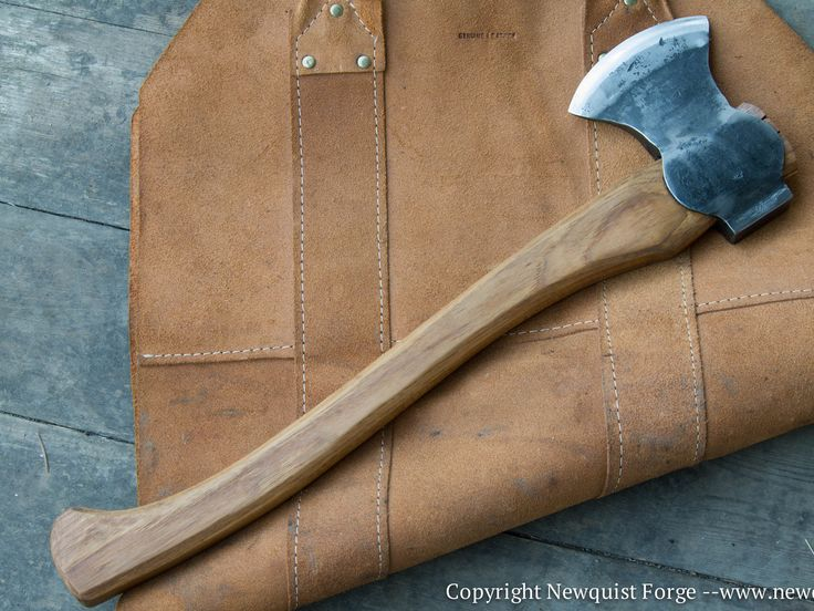 Hand Forged Axe Woodsman Custom Orders Personalized Bushcraft, hiking, outdoors, camping, camp axe, hatchet, bush crafting axe, forestry by NewquistForge on Etsy