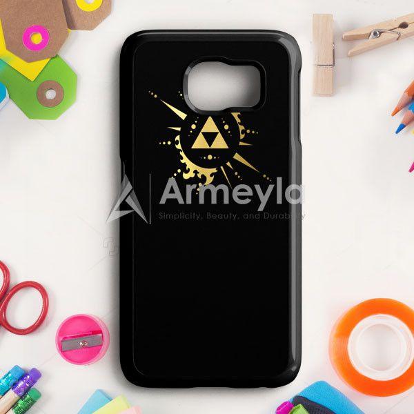 Eagle Triforce Black Legend Of Zelda Samsung Galaxy S6 Case | armeyla.com
