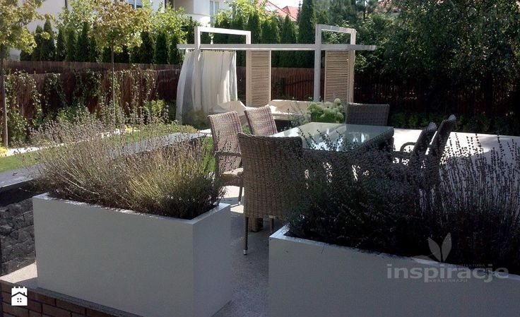 Ogród styl Minimalistyczny - zdjęcie od Studio projektowe INSPIRACJE - Ogród - Styl Minimalistyczny - Studio projektowe INSPIRACJE