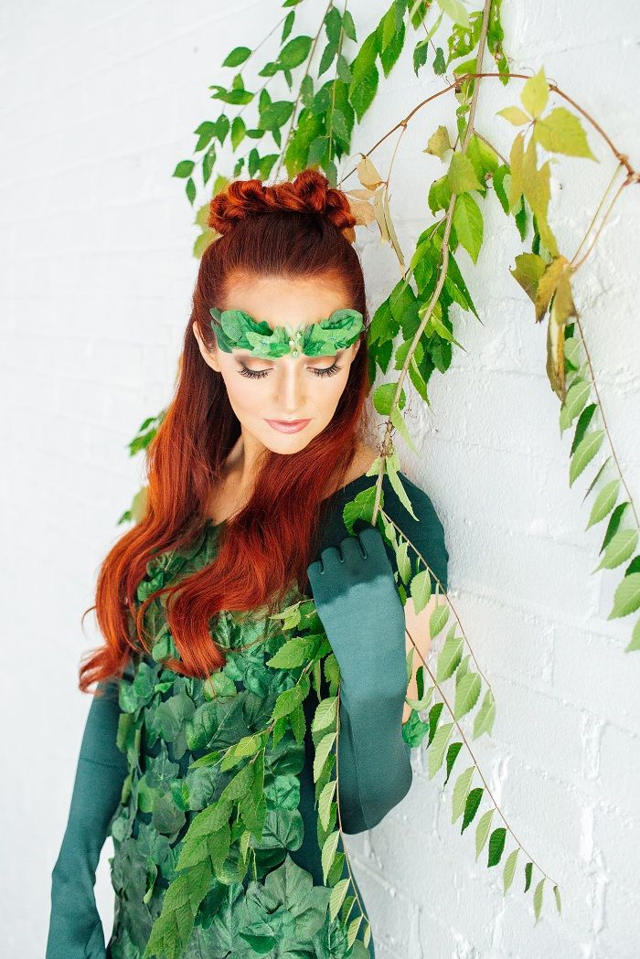 Poison Ivy Halloween Costume   www.LittleJStyle.com   # ...