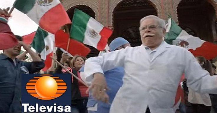 Este fin de semana, Televisa dio a conocer este spot por la próxima conmemoración del día de la Bandera Nacional,el miércoles 24 de febrero, y el cual ha generado gran controve