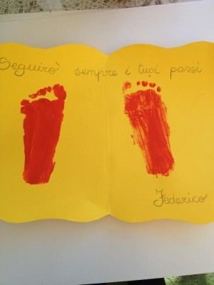 5 idee di lavoretti per la festa del papà - semplici, divertenti, sostenibili, ecco cinque idee per realizzare un tenero dono per la festa del papà