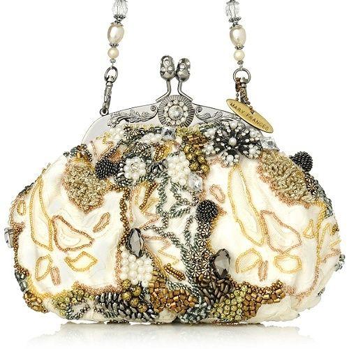 mary frances handbags | Mary Frances Carte Blanche Beaded Bag | Purses, Bags, and Totes