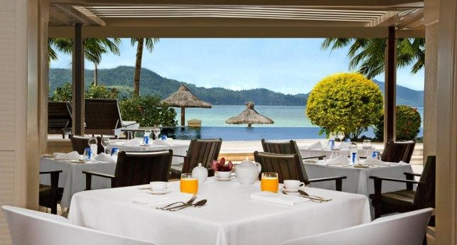 Destination Weddings at Beach Club Hamilton Island in Hayman Island, Australia @DestWeds