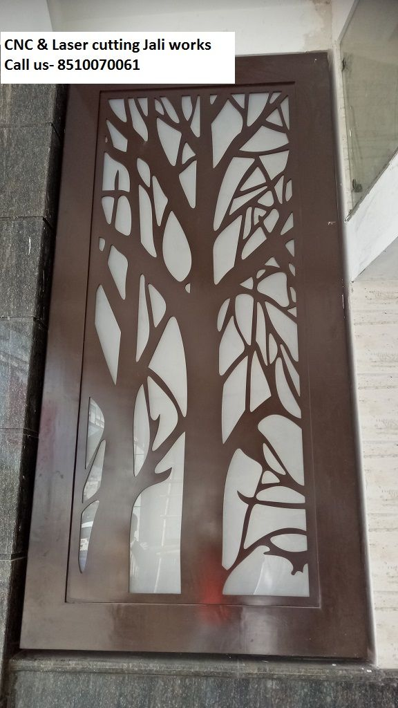 Wood Gate Elevation : Best laser cnc cutting work call images on