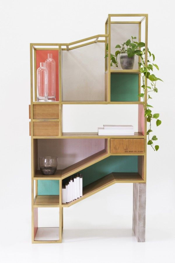 High Quality Shelving System / Room Divider By Raul De La Cerda Awesome Ideas