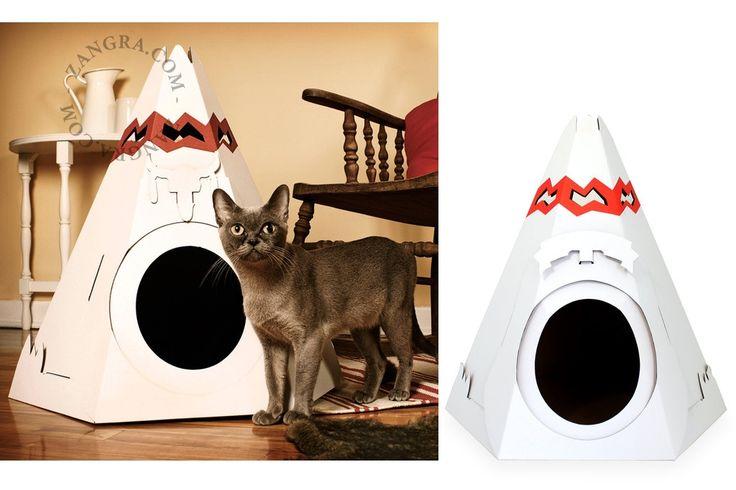 tipi voor katten