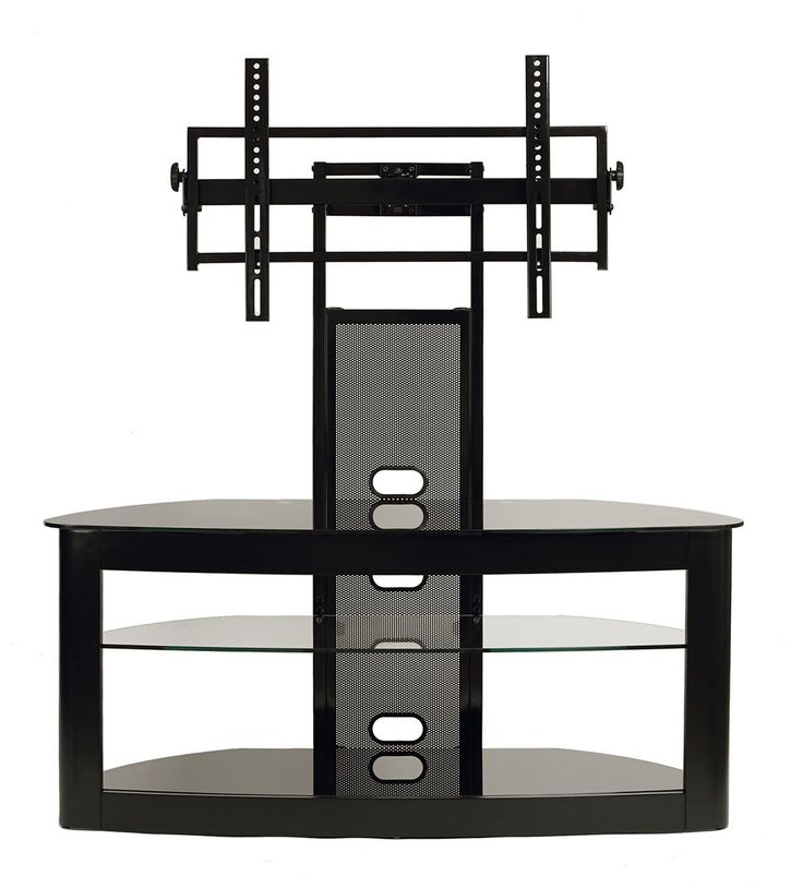 LCD TV Stand with Mount for 40-65 inch LCD/LED Television - http://besttvstands.com/lcd-tv-stand-with-mount-for-40-65-inch-lcdled-television/