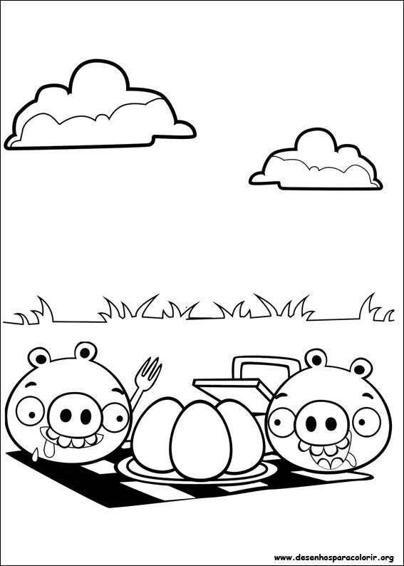 15 best Angry Birds images on Pinterest | Coloring pages, Bird party ...