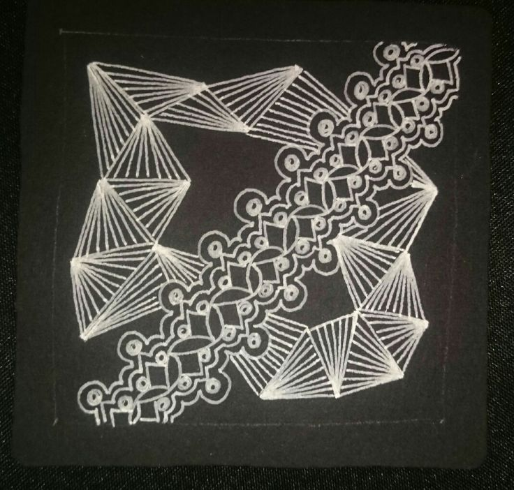 1000+ images about Zentangle on Pinterest