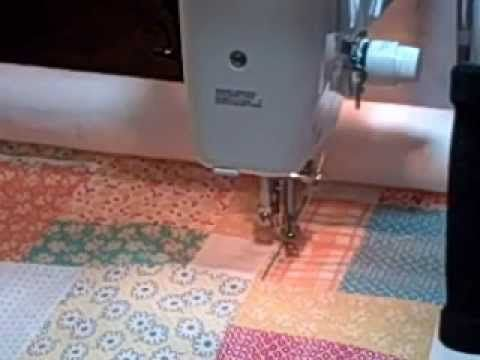 How to Line Up a Quilting Pantograph-- GREAT tute on how to line up the panto again when advancing the quilt so the rows nest and line up as they should.