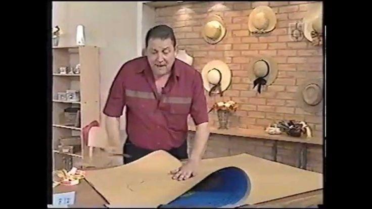 Puntos y Puntadas 66. Camisa de hombre - 2. Moldería.  Hermenegildo Zampar.