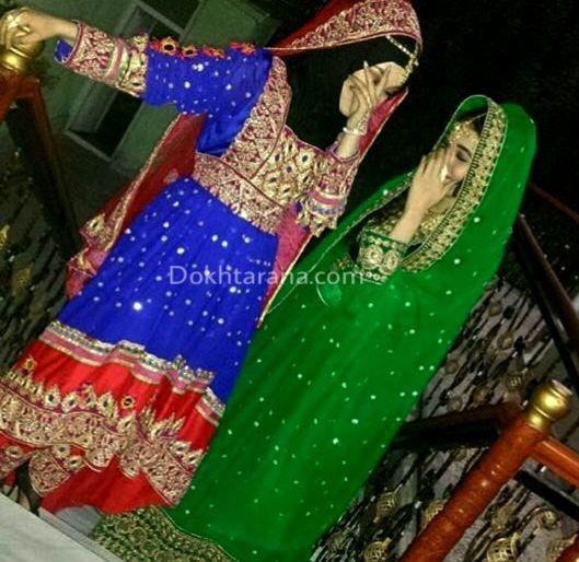 #afghani #dress #jewelry #style  #afghanistan  #green #blue