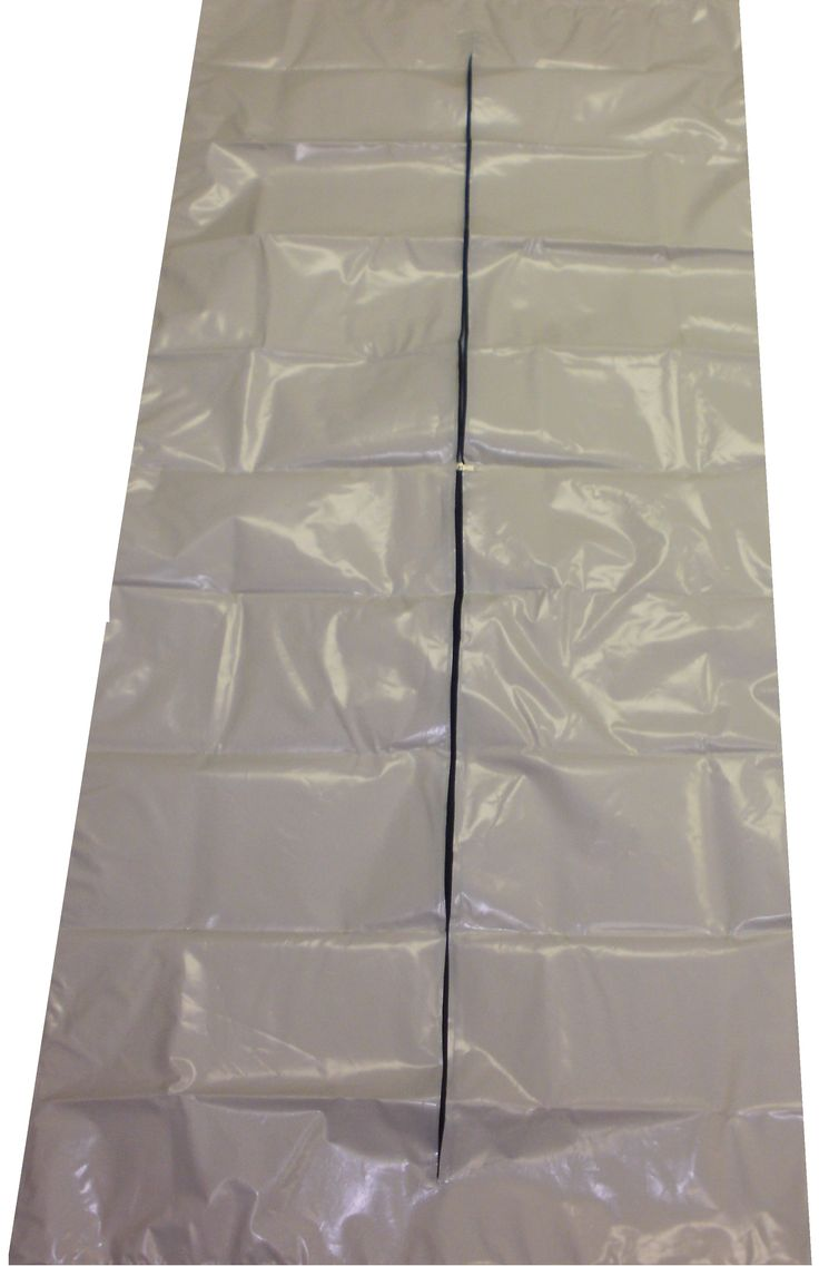 BODY BAG WITH CENTRE ZIP...MANUFACTURED BY QUANTUMED