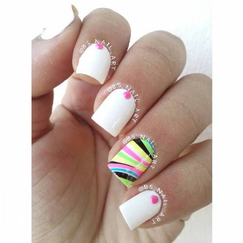 Well Goal 4 Wheels Cute 3d Nail Art Fimo Sticker Tips Nail Art Slice