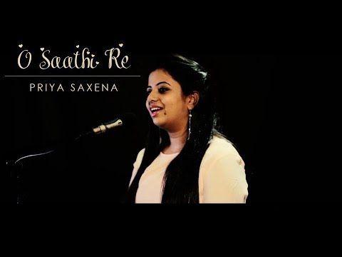 O Saathi Re - Omkara | Cover By Priya Saxena My cover for O Saathi Re. Hope you enjoy it! Leave a like if you enjoyed. You can follow me on http://ift.tt/2GIn6oO --------------------------OR-------------------------- my band at http://ift.tt/2HH1Lx4 Like | Share | Subscribe ---ORIGINAL CREDITS--- Film  Omkara Music  Vishal Bhardwaj Singer - Vishal Bhardwaj  Shreya Ghoshal Lyrics- Gulzaar COVER CREDITS Music produced by- Prateek Gandhi Recorded and Mixed at Aum Studio (Ambika nd Prateek)…