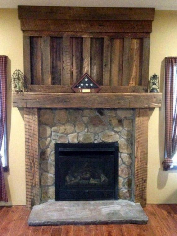 Different Stone Fireplace Hearth Near Me That Look Beautiful
