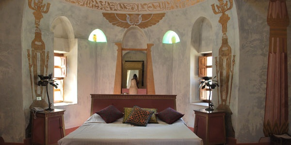 Al Moudira Hotel in Egypt