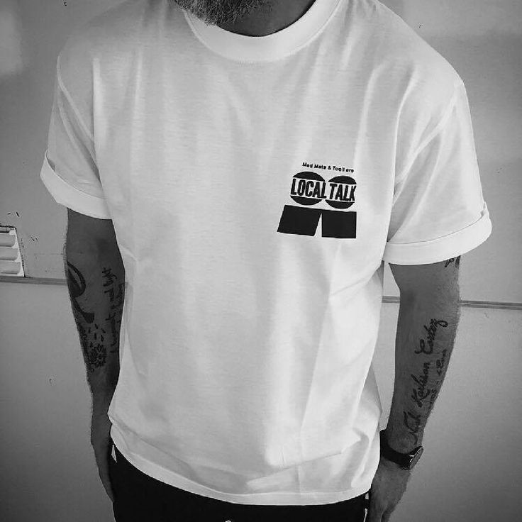 Local Talk - Housin' since 2011 - Limited Edition T-shirt (Black/White) | Local Talk