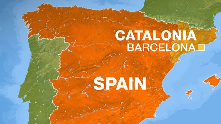 Spanish government moves to nullify text by Catalonia's parliament urging the region to push ahead for independence.