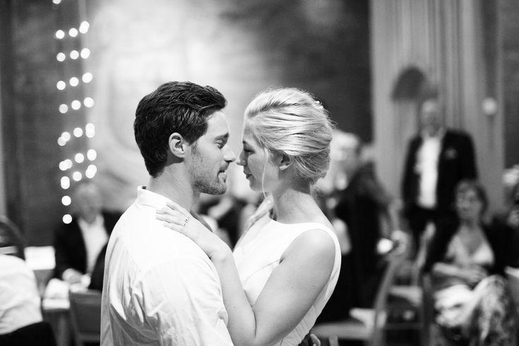 AILIN + STIAN // first dance // wedding photography // rustic wedding // norway