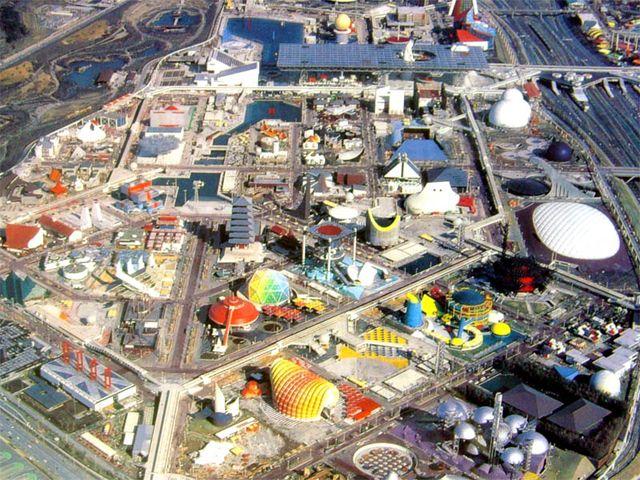 【熱気ヤバい】史上最大規模を誇った「日本万国博覧会 EXPO'70」の建造物たちが (┘°Д°)┘ ナンダコレハ?! な、23画像と2映像 | DDN JAPAN