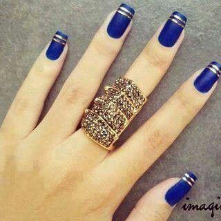 Egyptian nails ♥