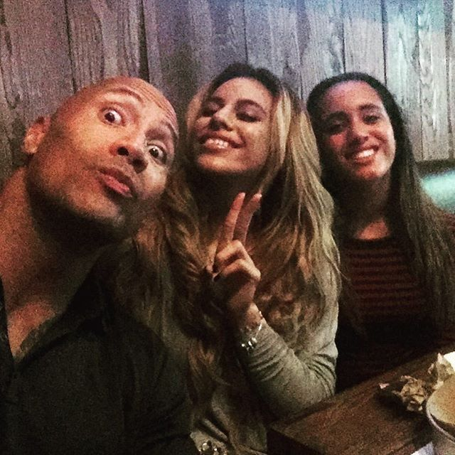 """13 Moments Between """"The Rock"""" and His Daughter That Prove Their Bond Is One of a Kind"""