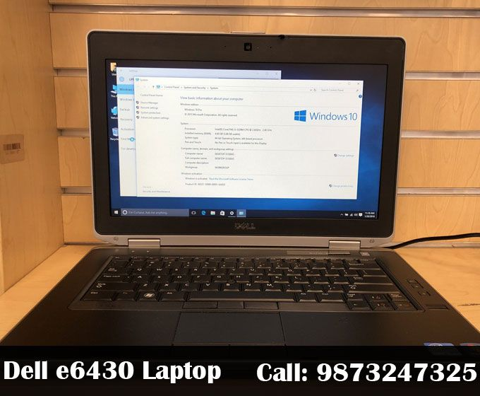 Get Dell Latitude E6430 laptop on sale in Delhi, NCR  Configuration