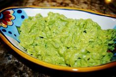 Rick Bayless guacamole recipe -- delicious and fast to make!!