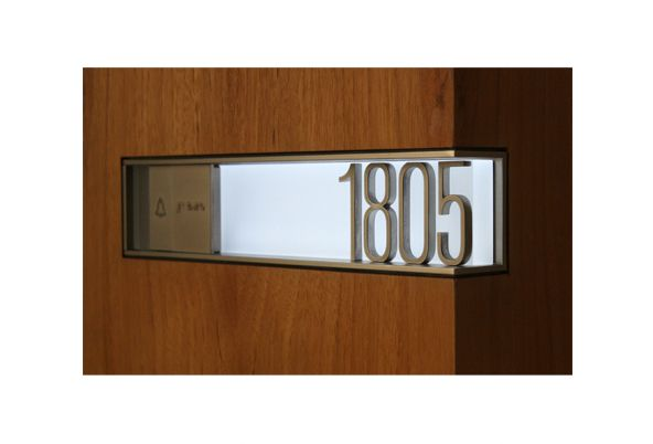 Electronic & LED Hotel Room & Doors Signs | EEC Industries