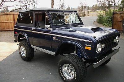 1970's ford bronco for sale - Google Search