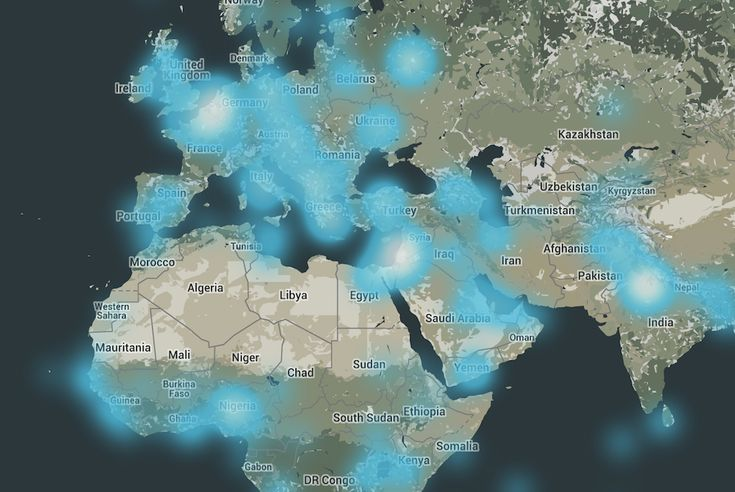 Visualize The World's Breaking News In Real Time - http://www.psfk.com/2016/04/visualize-breaking-news-in-real-time.html