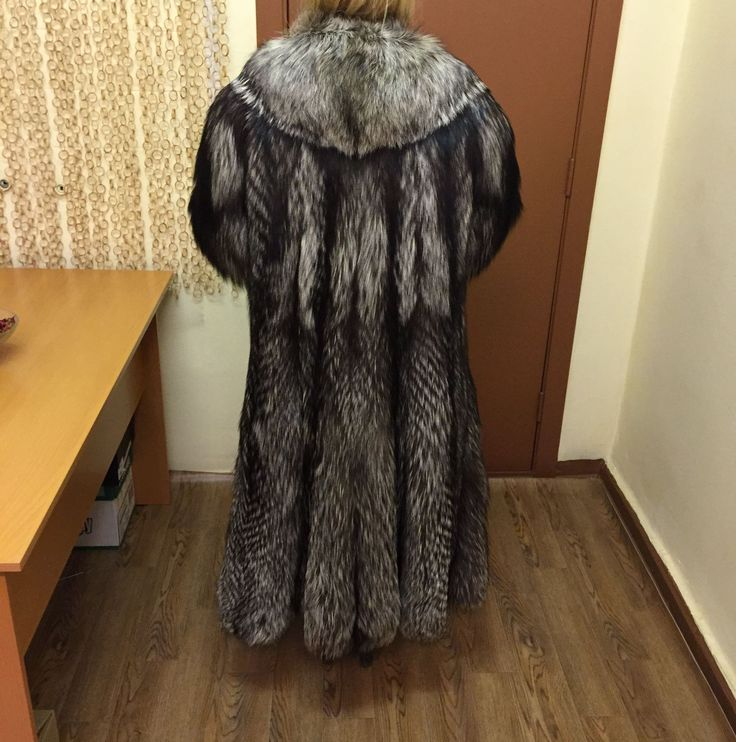Fox Fur, Fur Coat, Fox Fur Coat