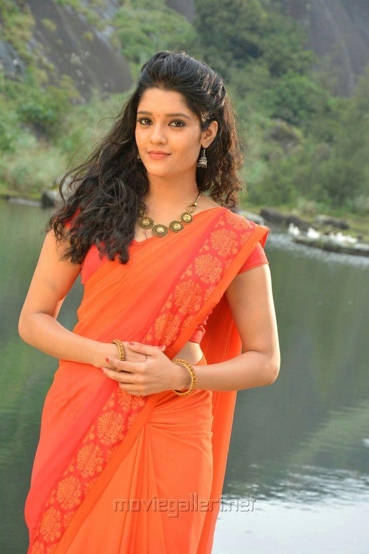 RitikaSingh in Shivalinga movie