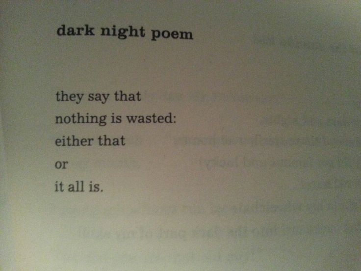 29 best Dark poetry images on Pinterest | Quote, Poetry ...