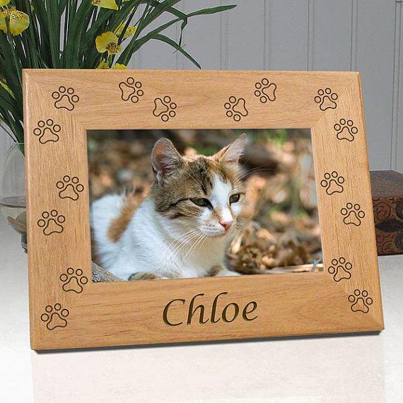16 best Memorial Cat Picture Frames images on Pinterest   Cat ...