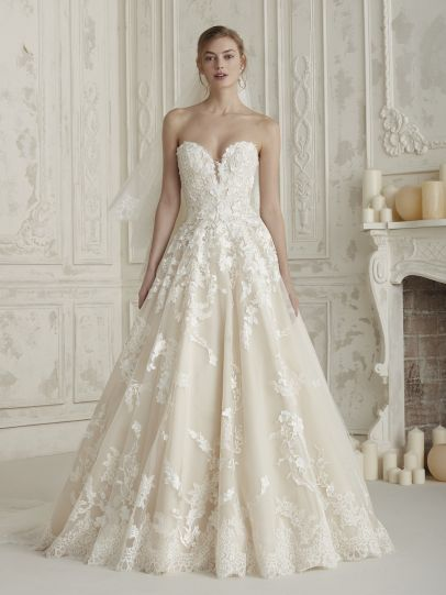 a0bcd9e39b09 Pronovias London wedding dresses from