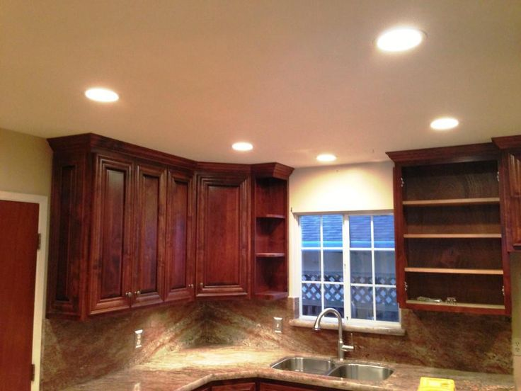 Kitchen Kitchen Led Recessed Lighting Designs Ideas And Kitchen Recessed Lighting With Pictures Of Kitchen Recessed