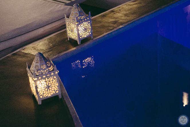 Lanterns | Santorini Wedding by Stella and Moscha - Exclusive Greek Island Weddings | Photo by Nikos P. Gogas