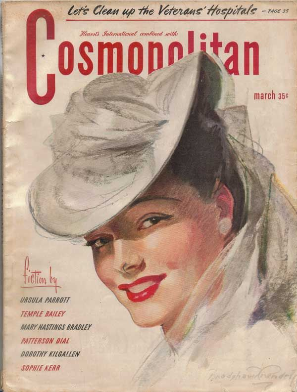 Vintage Fashion Magazines