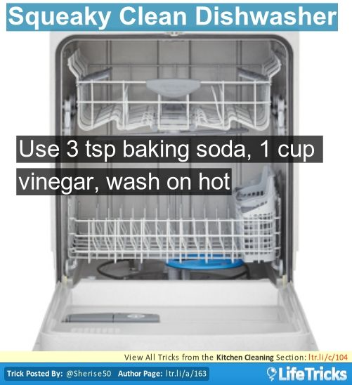 57 Best Images About Kitchen Cleaning Hacks Tricks And
