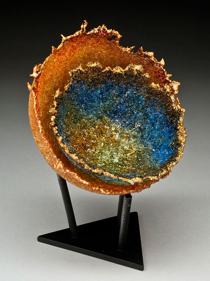 alison sigethy art | alison sigethy orange geodes all photos by pete duvall of anything ...