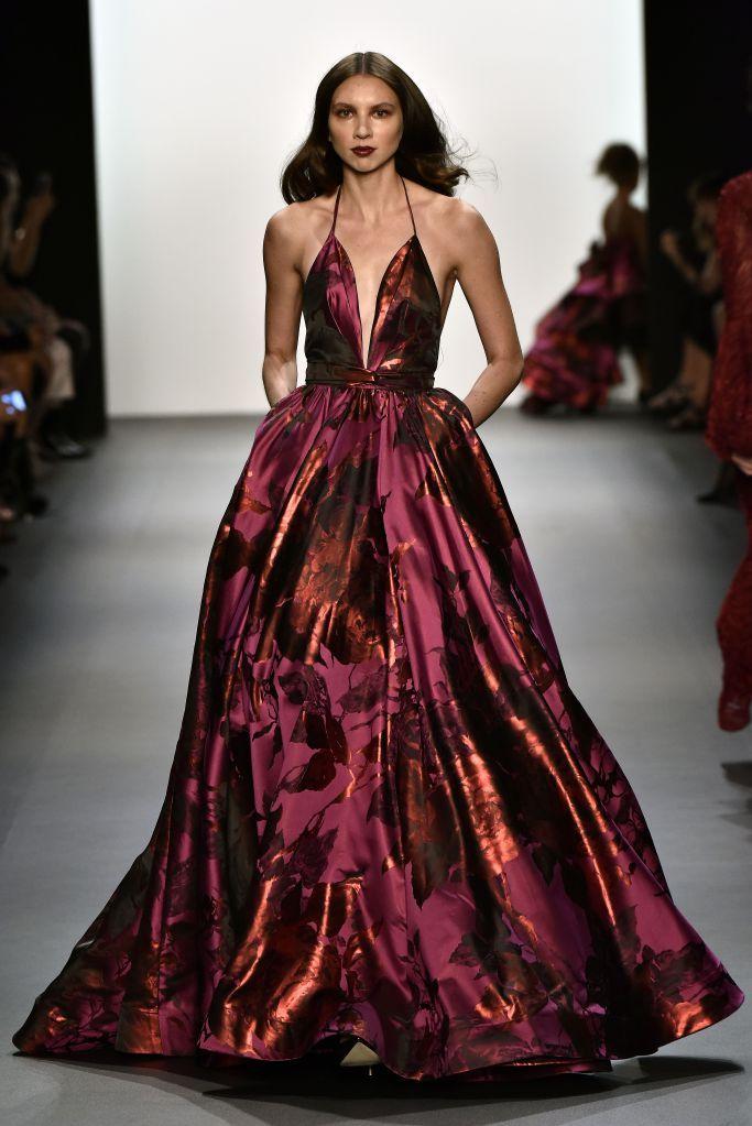 Michael Costello Rtw Spring 2017 Costellodesigner Dressesformal