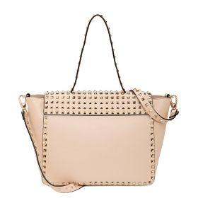 Gorgeous TMC Rivet Lady Stylish Tote Handbag [YL126] : tmc fashion handbag store