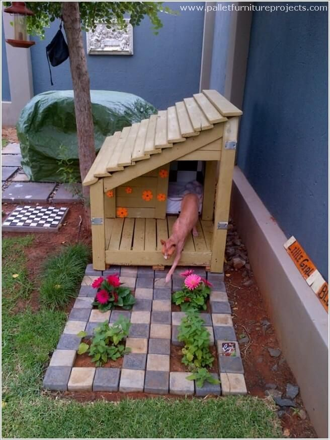 10 Super Cool Cat Houses and Cabins for Your Kitty 3