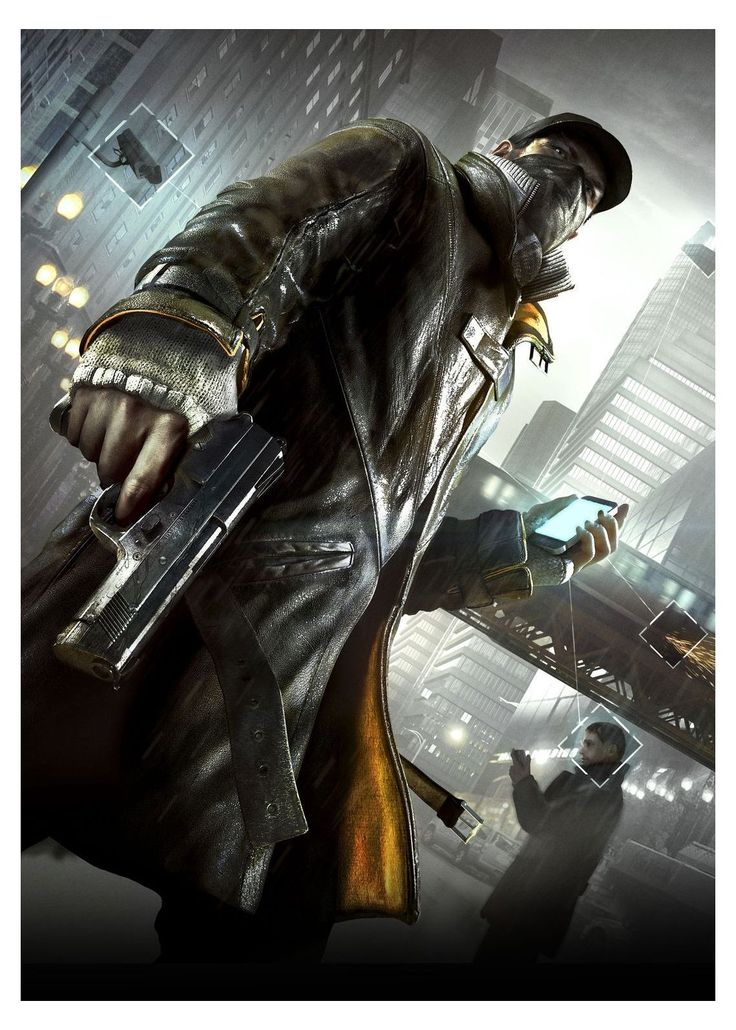 Watch Dogs PlayStation 4 interview 'a new type of