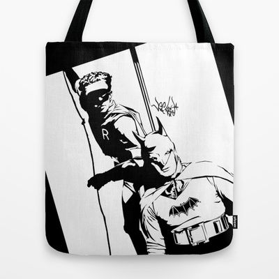 YEAR ONE Tote Bag by Vee Ladwa - $22.00