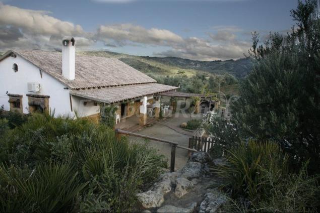Galería con 25 fotos del alojamiento rural Cortijo Arenosos.