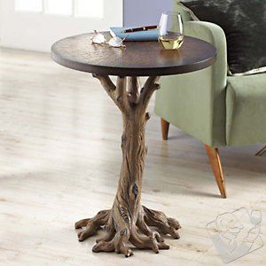 Unique Small End Tables | unique gifts wine drink accessories the unique grape vine table would ...
